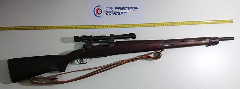 Courtage armes catégorie C - site armurerie-tpc.com