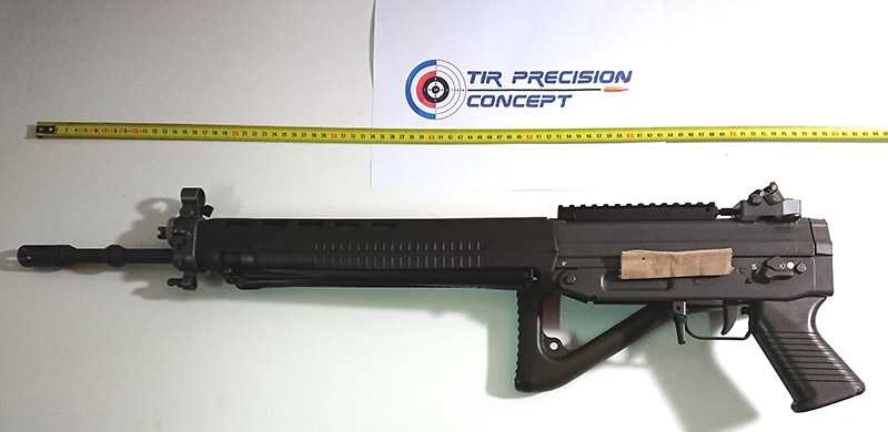 Courtage armes catégorie B - site armurerie-tpc.com