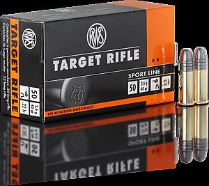 Cartouches .22LR RWS Target Rifle - site de l'armurerie TPC